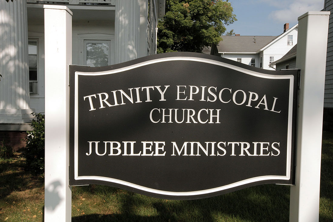 Trinity Episcopal Church, Ware MA