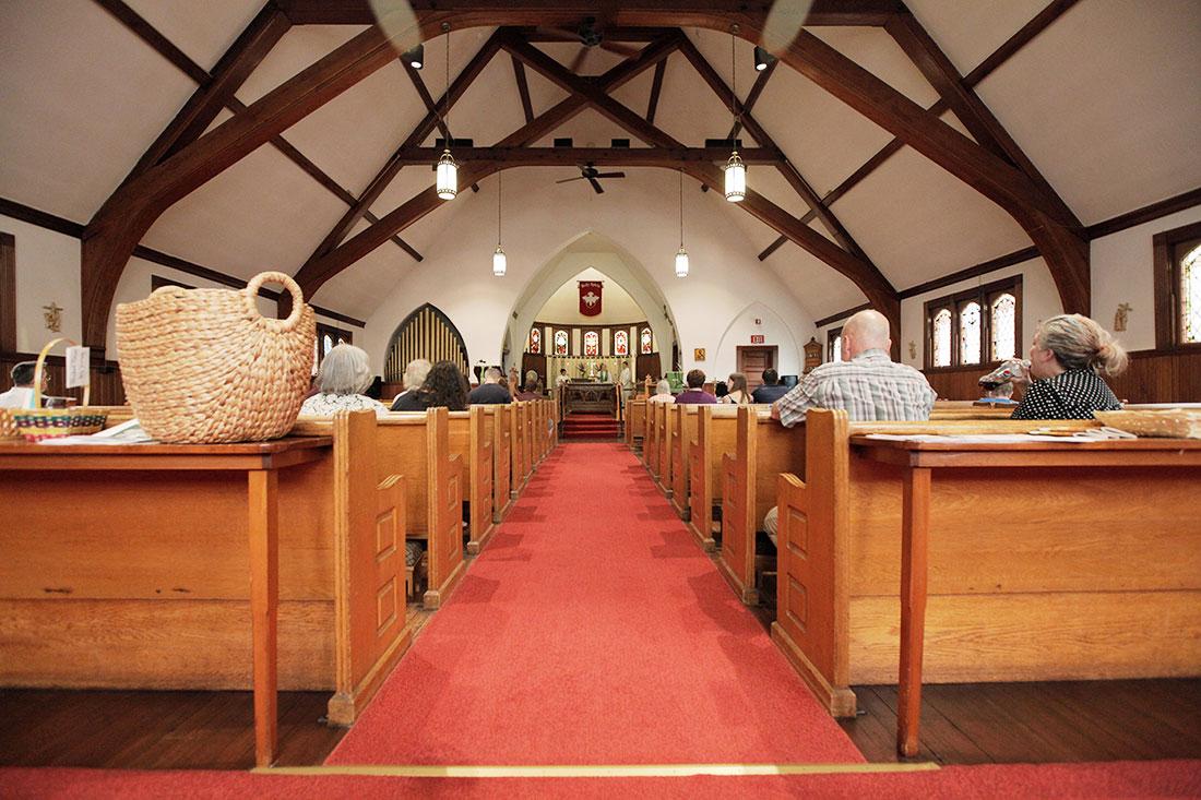 Trinity Episcopal Church, Ware MA